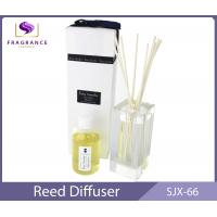 China indoor volatile 60ml Lavender Essential Oil Reed Diffuser for beauty salon wholesale