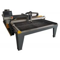 China High Speed Hypertherm CNC Plasma Cutting Machine With Arc Voltage Sensor on sale
