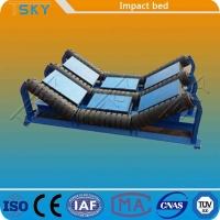 China Compact Quick Disassembly UHMWPE Conveyor Impact Bed wholesale