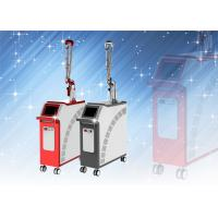 China White Red Blue Q Switch Nd Yag Laser for Pigment Removal , Cosmetic Tattoo Removal wholesale