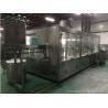 China 380V Juice Plastic Bottle Filling Machine High Filling Speed 200ml - 2500ml wholesale