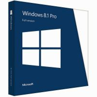 Quality Genuine Software Microsoft Windows 8.1 Pro Full Version 32 Bit 2GB Memory for sale