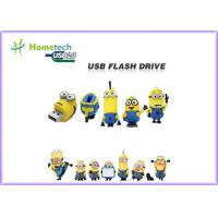 Buy cheap New Pendrive usb flash drive u disk 64GB 32GB 16GB 8GB 4GB Despicable Me 2 Pen drive Memory stick flash card lovely from wholesalers