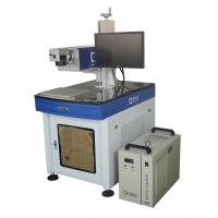 China Laser Wire Marking Machine Cold Light For Mobile Parts for plastic on sale