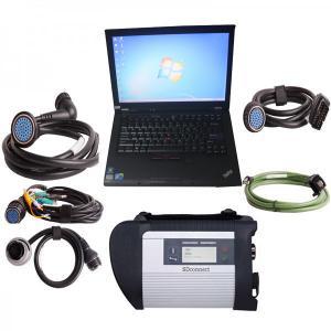 Quality 2018.7V Wireless MB SD C4 Mercedes Diagnostic Tool With I5 CPU 4G RAM Lenovo for sale