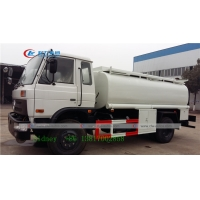 China Dongfeng 145 8cbm 4X2 Refueling Truck With Carbon Steel Tank wholesale