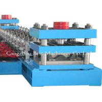 China Building Material Highway Guardrail Forming Machine 380V 50Hz 3 Phases wholesale