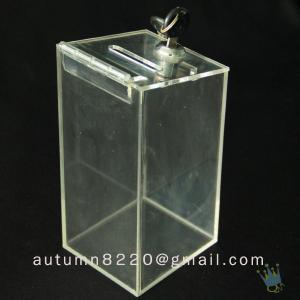 China BO (39) custom acrylic bakery display case wholesale