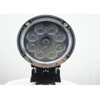 Quality 45W 12 volt 9 LED Driving Lights , Offroad Truck Mining 7 Inch LED Work Lights for sale