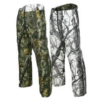 China Outdoor Camouflage Hunting Suit Reversible Waterproof Camo Hunting Pants wholesale