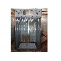 China Pharmaceutical Weighing Booth With Pressure Gauge , Stainless Steel 201 / 304 wholesale