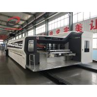 China Full Computer Control Flexo Printer Slotter Machine 200pcs/Min Max Speed wholesale