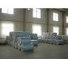China Dissipative FIBC anti static bulk bags CROHMIQ blue / white for dangerous chemical powder wholesale