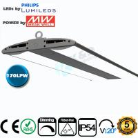 China Meanwell Power Supply Linear LED High Bay With Long Lifespan 5 Years Warranty wholesale