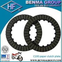 Quality HF Motorcycle Clutch Plate, Motorcycle Clutch Disc C100 for sale