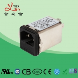 China Yanbixin Vending Machine EMI Line Emi Filter Double Fuse CE ROHS Certification wholesale