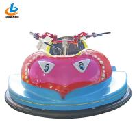 China Glass Steel Kids Game Machine Bird Bumper Car For Playground Amusement wholesale