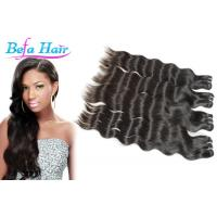 """China 14"""" 15"""" Real Indian Virgin Hair Natural Wave Hair Extensions For Black Women wholesale"""