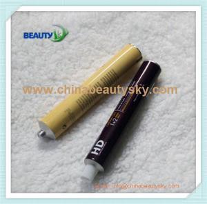 China Flexible Empty Aluminum Tubes for Body Lotion / Body cream wholesale