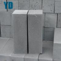 Buy cheap Top sale lightweight mullite insulating refractory bricks for ethylene cracking from wholesalers