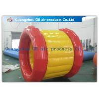 China Funny Inflatable Water Roller Water Toys For Adults Summer Sport Games wholesale