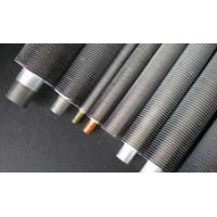 China SA210 GR A / C Heat Exchanger Fin Tube Carbon Steel Bolier Tube G Base Radial Cooling wholesale