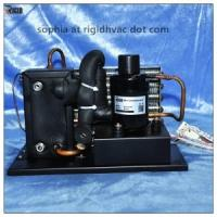 China DC Condensing Unit with Evaporator in Refrigeration for Compact Water Cooled System wholesale
