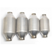 China Euro 3/4/5 Emission Standard 51mm 57mm 64mm Car Exhaust Catalytic Converter wholesale