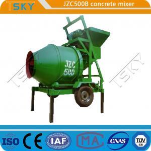 China 4320x2300x3800mm JZC 500B Concrete Mixture Machine wholesale