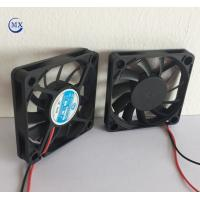 China 60mm X 10mm 5V conventional DC fan 2 . 34 inch for cabinet medical equipment air purification equipment machine tools wholesale