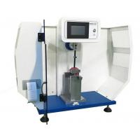 Buy cheap LCD Controller Charpy Impact Material Testing Machine with Built-in Printer for from wholesalers
