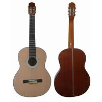China 39 inch 4/4 Full Size Spruce Spruce Top Sapele Back Wood Classical Guitar CG3921 wholesale
