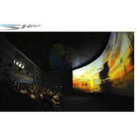 China 3D / 4D Cinema Equipment, Dynamic 5D / 6D / 7D Theater Machine, Motion Moive wholesale