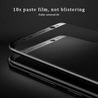 China OEM 2.5D Anti Glare Glass Screen Protector For Samsung Galaxy S8 Easy Installation wholesale