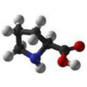 China White crystals AJI92 Food Grade Amino Acids L-Proline Molecular Weight: 115.1300 on sale