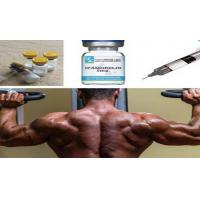 China 2mg/vial Ipamorelin Growth Hormone Peptides for Muscle Building CAS 170851-70-4 wholesale