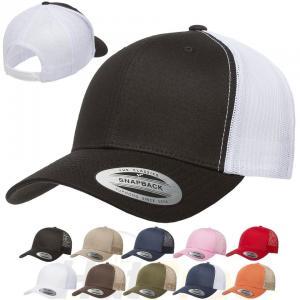 Buy cheap Plastic Closure Unisex Baseball Caps Nylon Cotton Trucker Yupoong Classic Blank from wholesalers