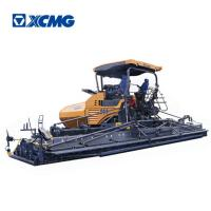 China RP403 75KW 12840kg Mini Road Concrete Pavers / Asphalt Paving Machine on sale