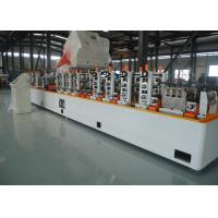 China White Color High Precision Welded Tube Mill Machine Low Power Consumption wholesale