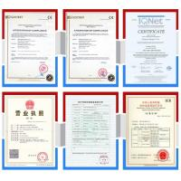 Henan Santo Crane Co.,Ltd. Certifications