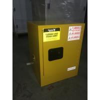 China Laboratory Cosmetic Paint Storage Flammable Safety Cabinets 4 gallon For Oil Station , Long Life wholesale