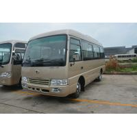 China Tourist Diesel Rosa Minibus 19 Passenger Van 4 * 2 Wheel Commercial Utility Vehicles wholesale