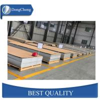 China Completed Aluminum Alloy Sheet For Car Panel With Protection Film wholesale