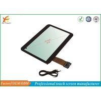 China USB POS Touch Panel , 12.5 Inch ATM Machine Touch Screen For Touch Monitor wholesale