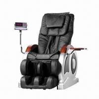 China Deluxe office massage chair, shoulder position adjustment wholesale