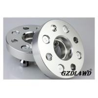 China Silver 20mm 6 Lug Bolts 4x4 Wheels Parts Aluminum Alloy For Increasing Track Width wholesale
