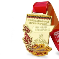 China 3D Marathon Finisher Enamel Custom Running Medals wholesale