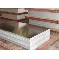 China 1050A / ENAW - 1050A Aluminum Alloy Sheet Plate For Electrolytic Zinc Cathode wholesale