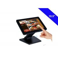 China Touch Screen LCD Monitor 18.5 inch Advertising Digital Signage Video Display wholesale