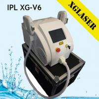 China Portable IPL machine for skin whitening&hair removal &freckle removal with CE certificate wholesale